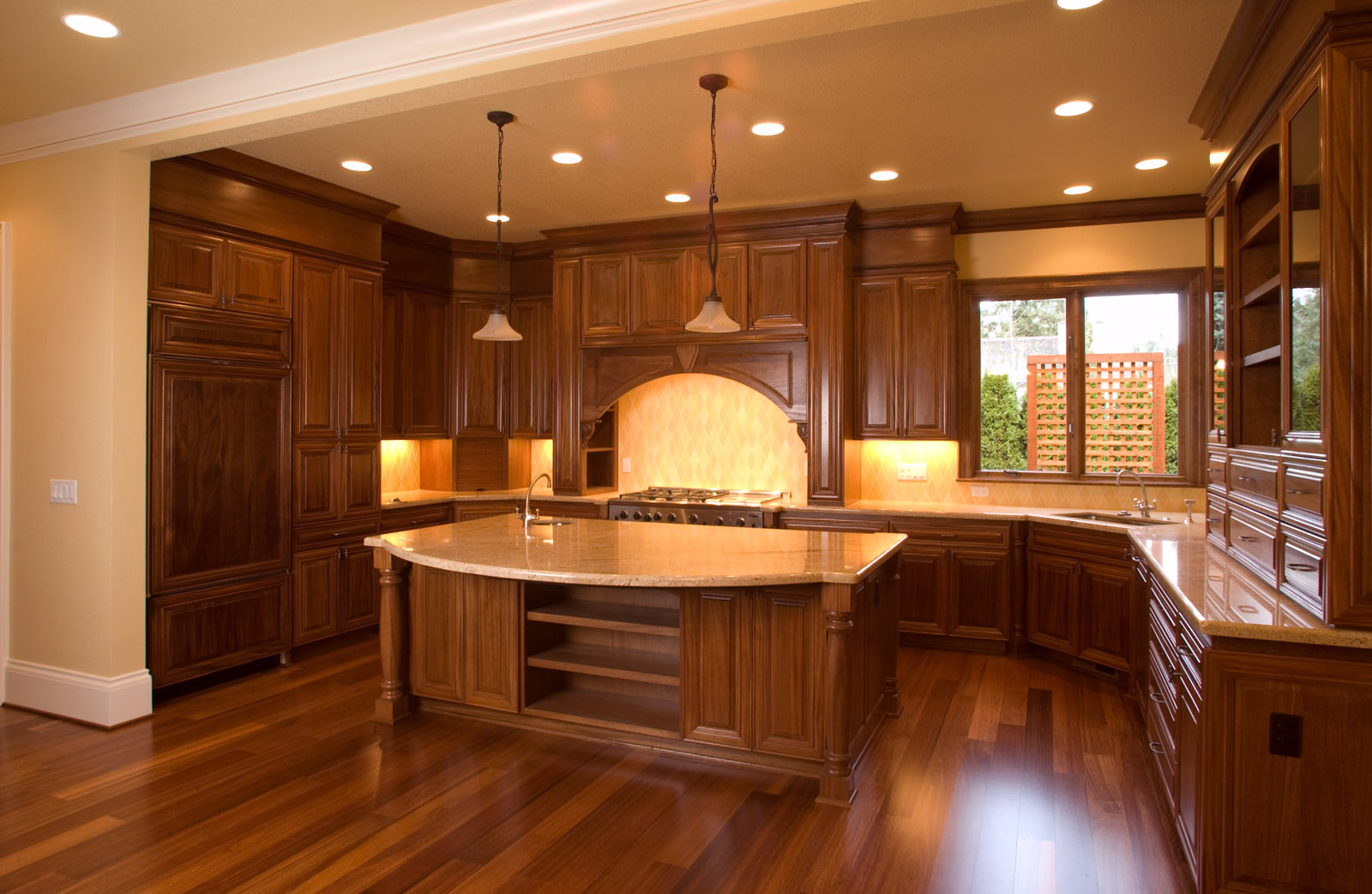 Lake Oswego Stone Traditional